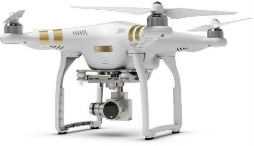 DJI Phantom 3 Professional Quadcopter 4K UHD Video Camera Drone Review