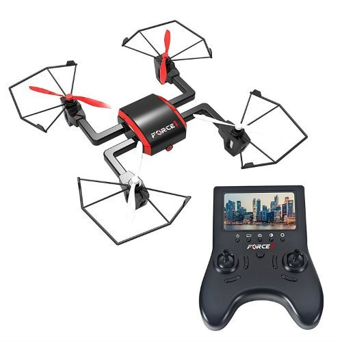 Focus Drone with Camera Live Video 720p HD Drone Camera