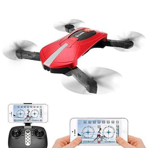 Quadcopter with Camera Live Video