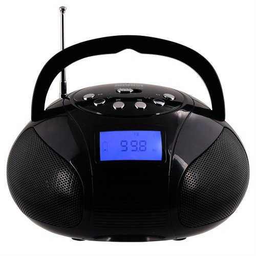 Top 5 Best Portable Stereo CD Player AM FM Radio review