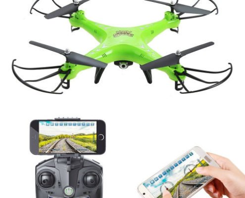 What is the best cheap drone with HD camera