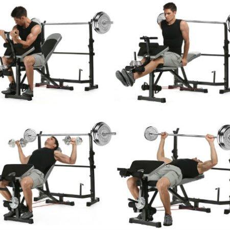 Best Bodybuilding Adjustable Bench for Workout