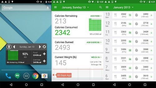Best free diet app for weight loss