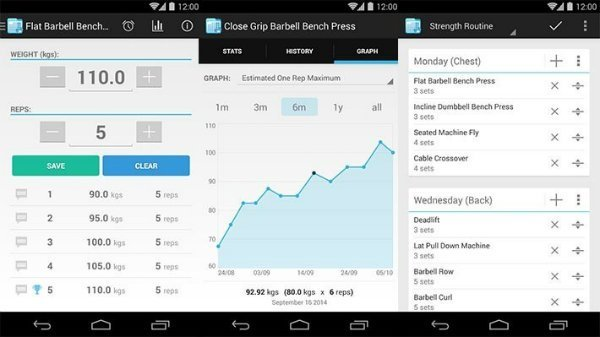 Best Bodybuilding App Android Free (Better Than Your Trainer)