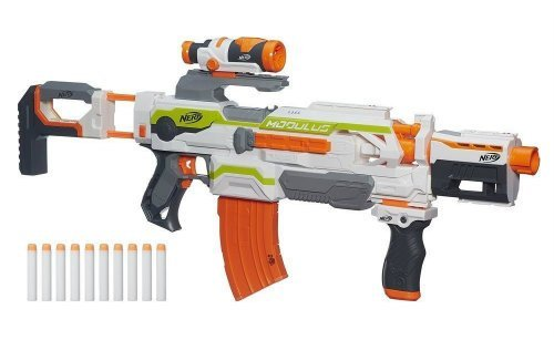 (VIDEO Review) Nerf N Strike Scout Ix-3 2-pack with 12 Whistler Darts