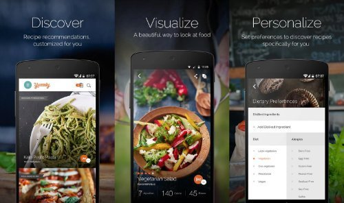 Best cooking and recipe apps for android free download dissection best cooking and recipe apps for android free download forumfinder Images