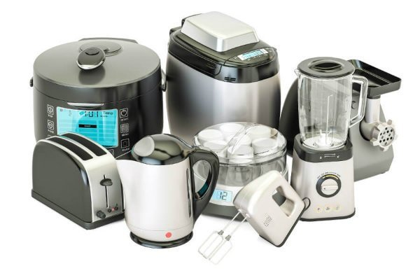 Top 10 must have small kitchen appliances essential for for Must have appliances