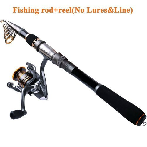 the best fishing rods for sea lakes and rivers top 6