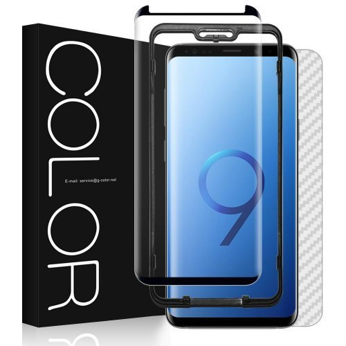 PROTECTOR COLOR SAMSUNG S9 PLUS