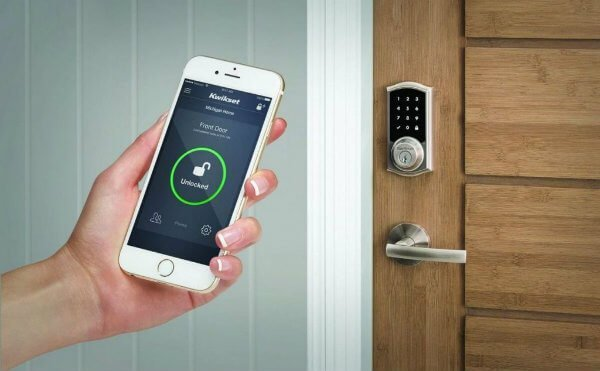 Best Smart Door Lock System For Home Keyless Electronic
