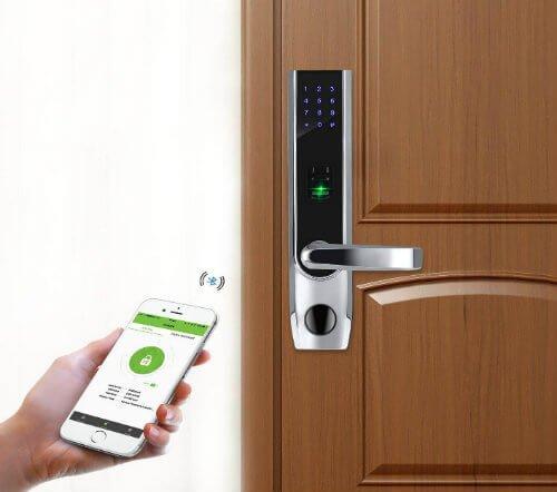 The Best Smart Door Lock System For Home