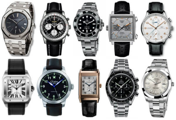 2ffec8e92d8 Top 10 best watch brands in the world (for men and women)