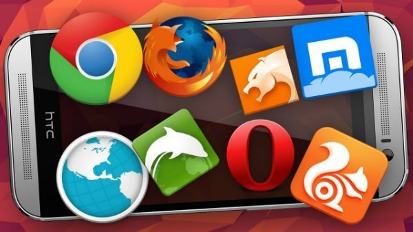 Best and fastest web browser for android | top free Android