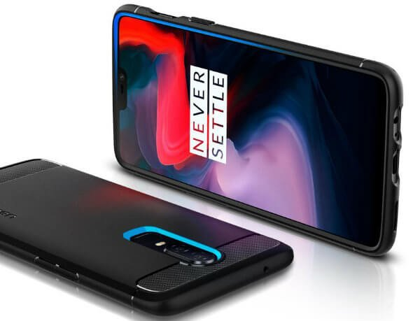 detailed look 63f99 1f388 Best cases and covers for OnePlus 6 to protect your new phone ...