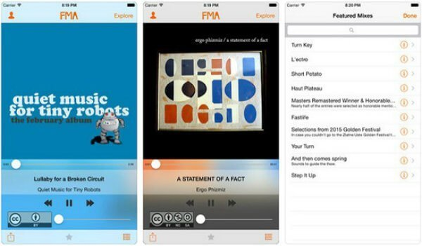 Best iOS apps to download free music - mp3 downloader iPhone and iPad