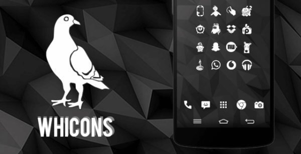 The top 10 best icon packs for Android free in 2018