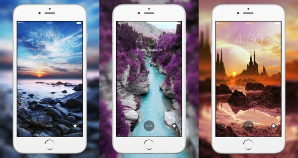 Best free wallpaper apps for iPhone and iPad