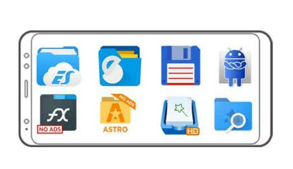 The best file manager app for Android   File browser explorer