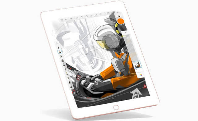 Top 10 Drawing Apps for iPad to draw and paint - Dissection