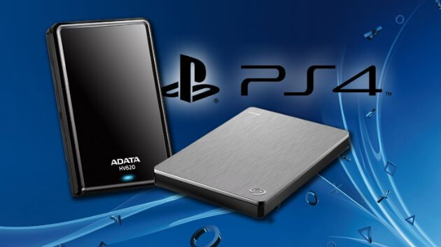 Best HDD for PS4 Pro and Slim | External hard drive for