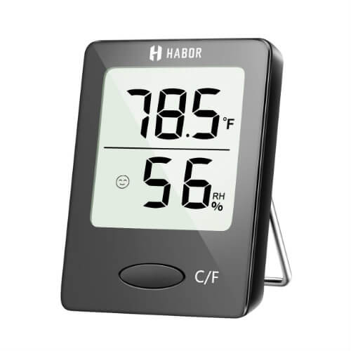 Best Hygrometer For Measuring Humidity Levels Accurately