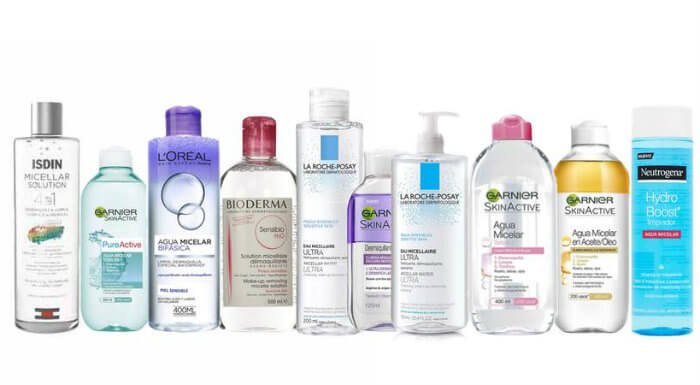 Best Micellar Water For Oily Dry And Sensitive Skin Effective Cleansing