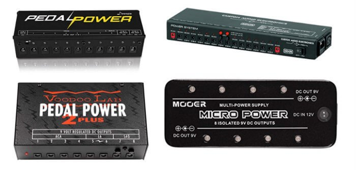 Best Power Supply 2020.The Best Power Supply For Guitar Pedals Buying Guide 2019