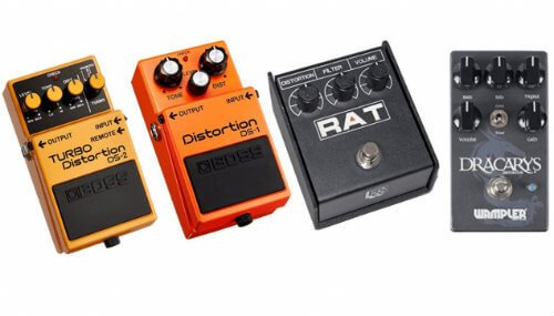 Guitar Pedals Order How To Organize Them According To The Manual Guide