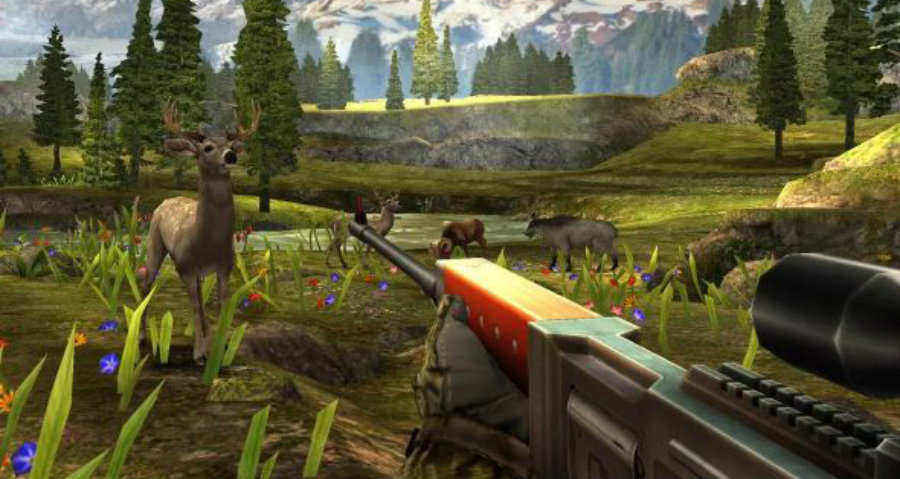 best free hunting games for iphone